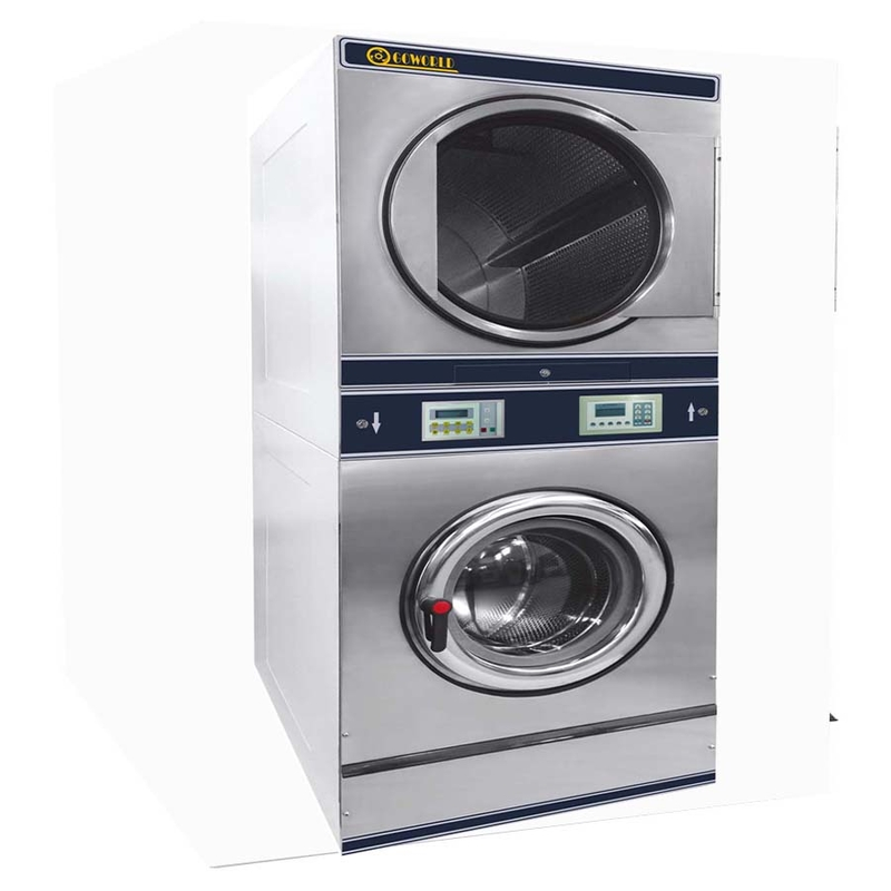 Commercial Combo Washing and Drying Machine