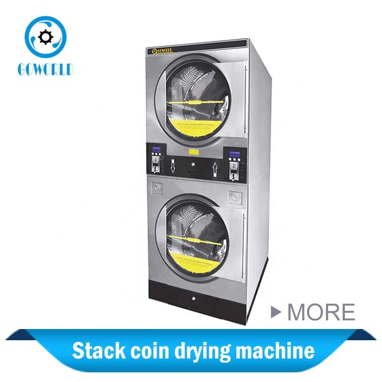 Self-Service Commercial Stack Drying machine