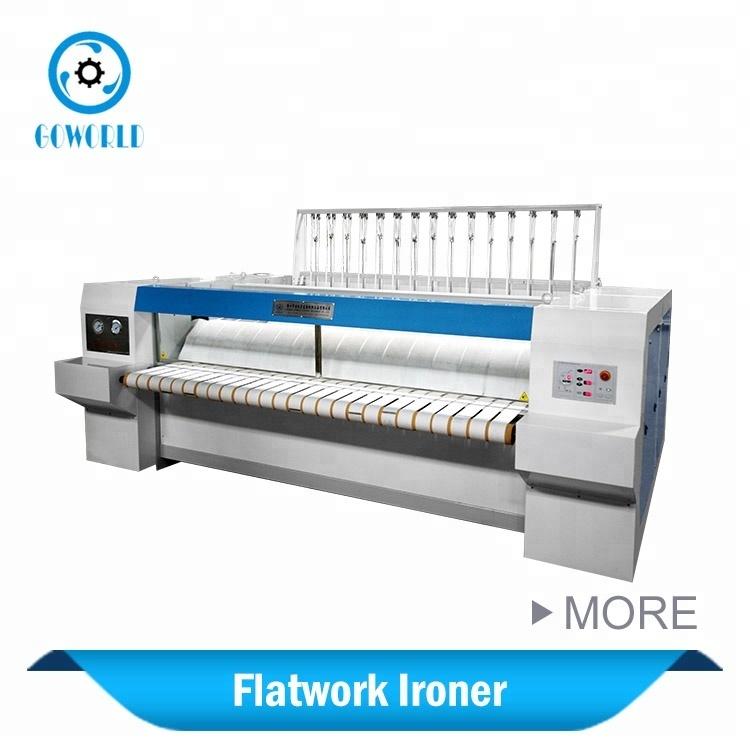 Chest- roller type flat ironing machine,flatwork ironer