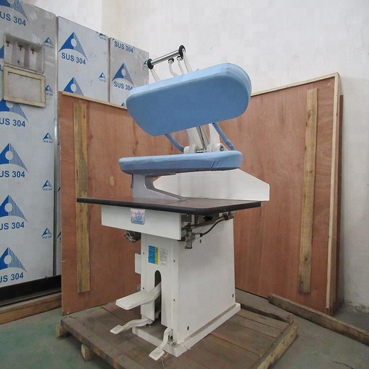 Manual Control Utility Press for Russia market