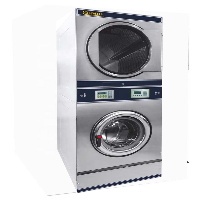 Commercial Stack Washer Dryer in Gambia market
