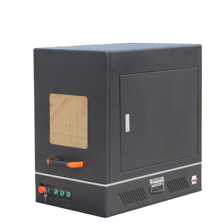 Factory Directly Price CNC 30W Fiber Laser Marking Machine