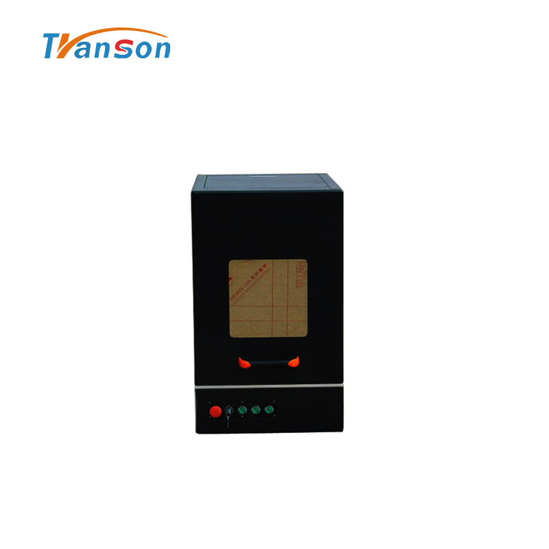 30W Closed Fiber laser Marking Machine Mini Type with MAX Laser
