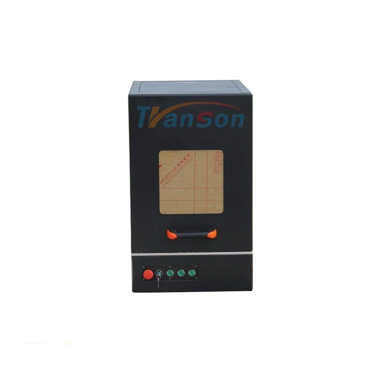 Best Price Mini Cabinet Fiber Laser Engraving Marking Machine