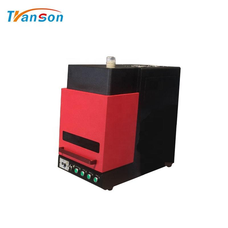 Mini Enclosed Mark Machine With Filter Good Quality From China Transon 50w