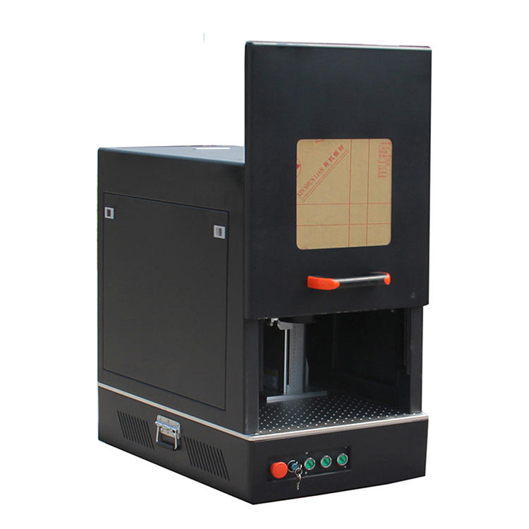 Good quality 20W CNC Jewelry Sealed Fiber Laser Marking Machine