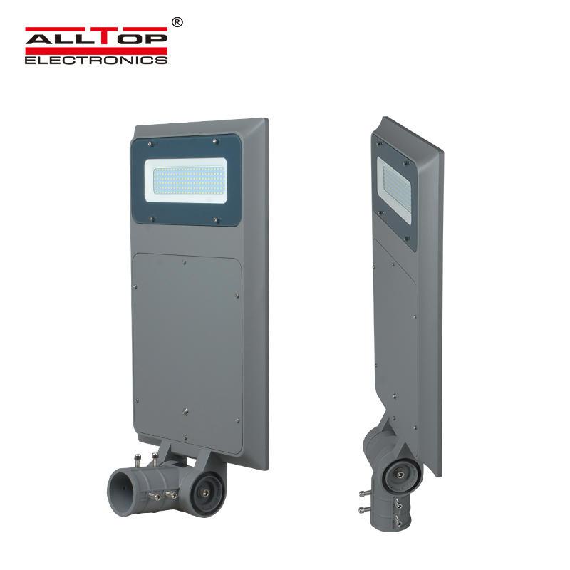 ALLTOP Outdoor IP67 waterproof bridgelux smd 40w induction solar led street light