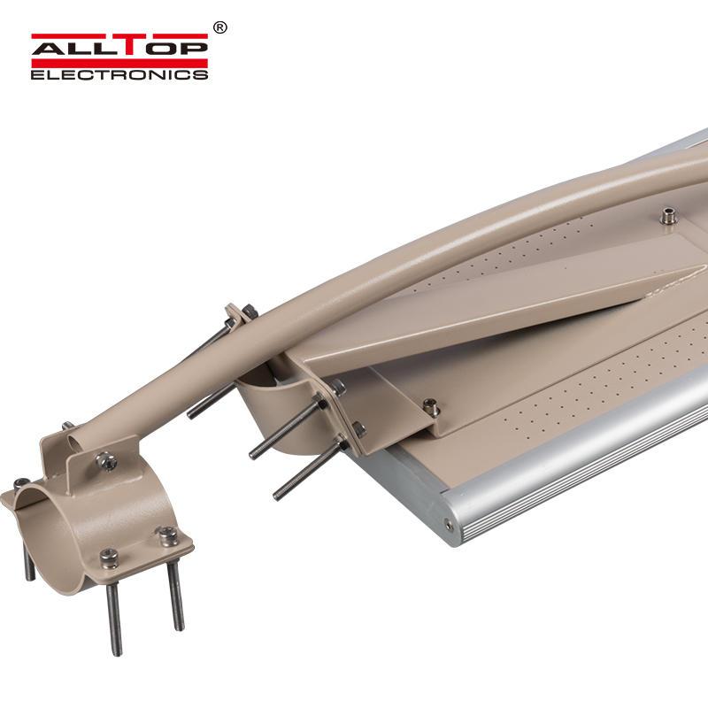 IP67 waterproof aluminium bridgelux 30w led street light