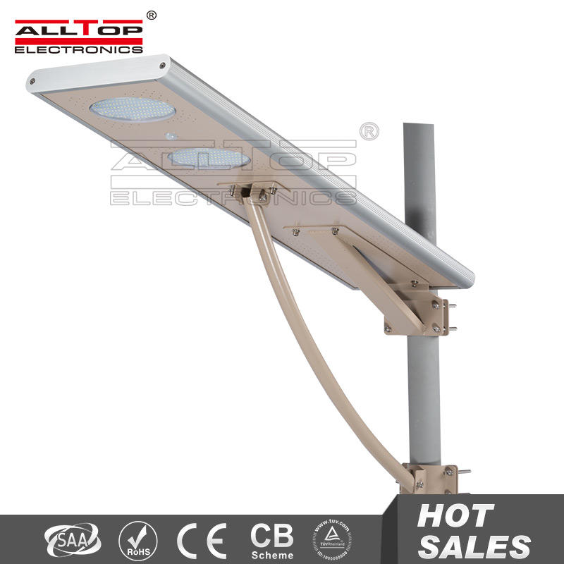 P67 waterproof bridgelux cob 30w led street light road lamp