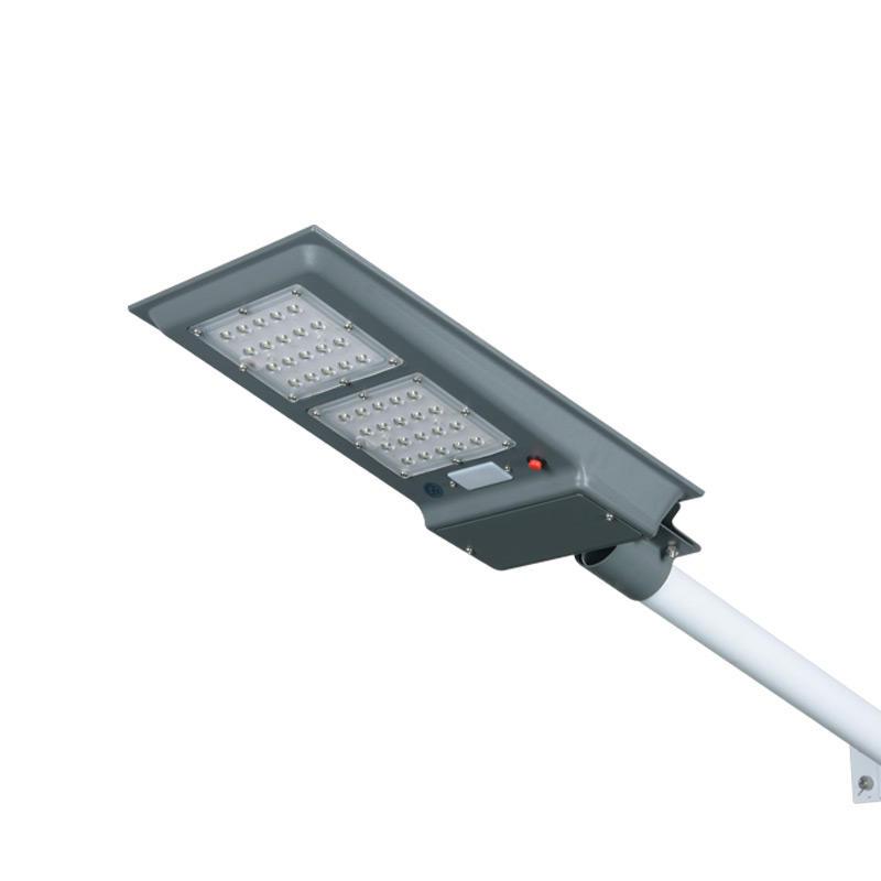 ALLTOP High efficiency outdoor pathway yard 20w 40w 60w all in one led solar street light