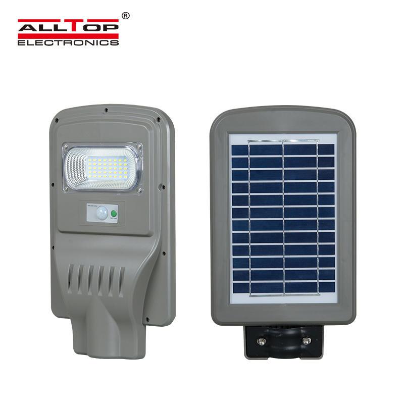 Factory price bridgelux smd ip65 waterproof outdoor lighting 30 60 90 watt solar led street lamp