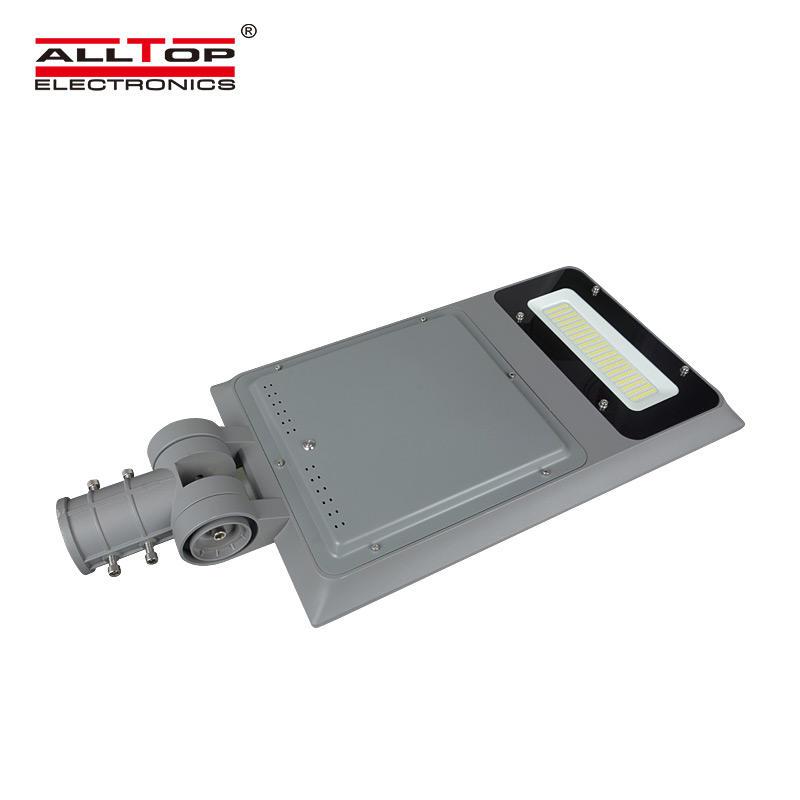 ALLTOP 40 60 100 watt waterproof ip65 integrated all in one led solar energy power street lighting system