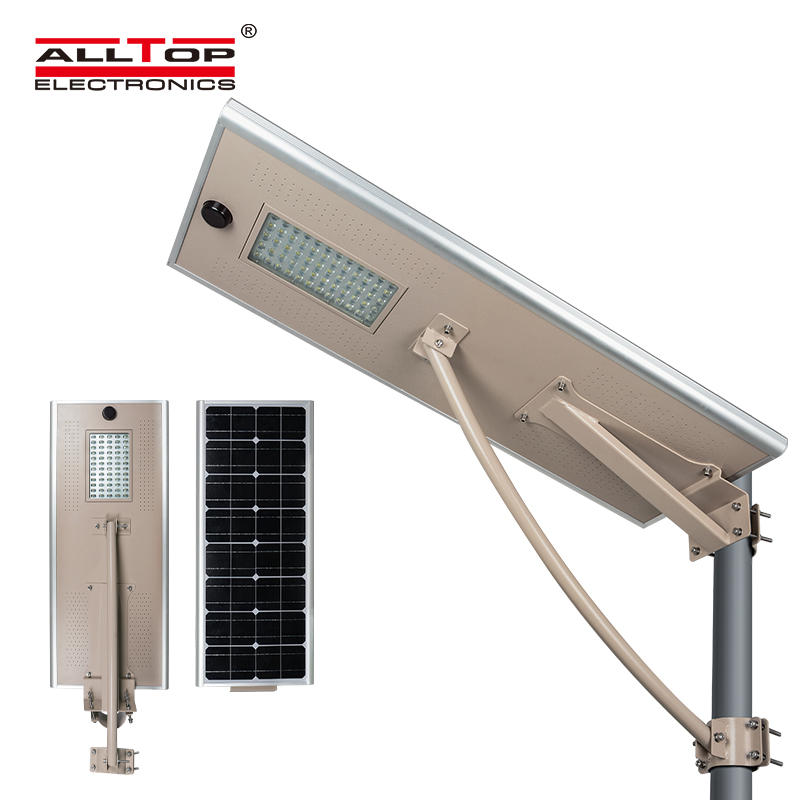 Motion sensor lithium solar battery solar powered 60 80 250 watt road lighting all in one soler led street light