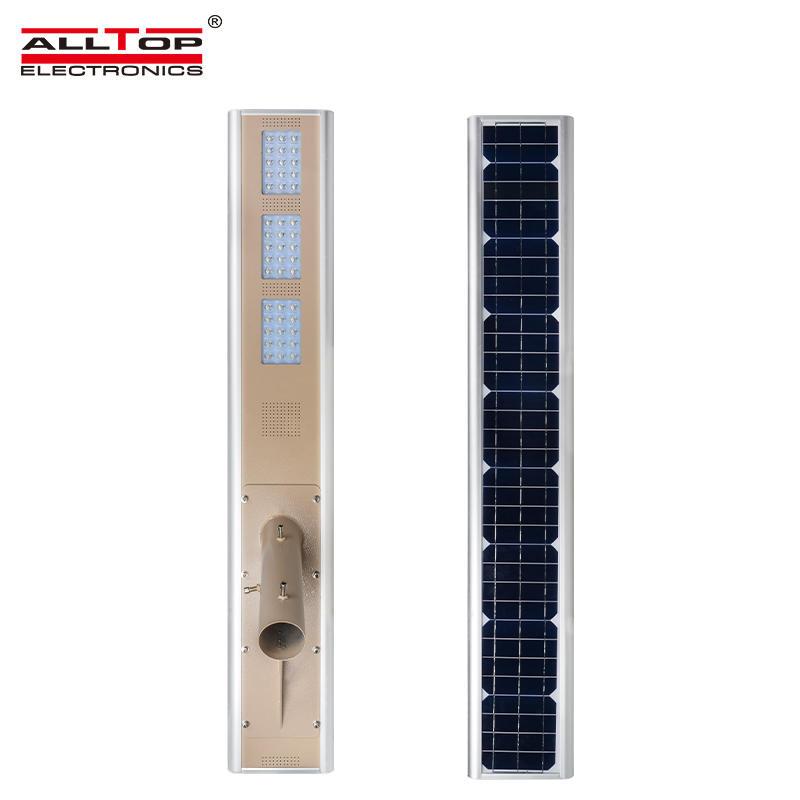 High quality IP67 waterproof solar 24 w 36 w 12 volt led street light