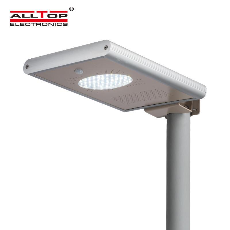 IP67 Waterproof bridgelux cob 12v solar 8w led street light