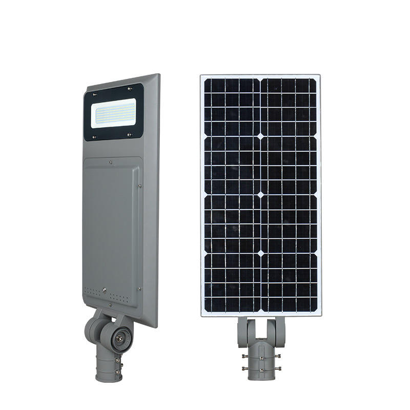 ALLTOP MPPT sensor controller ip65 waterproof 40w 60w 100w smd integrated all in one solar led street light