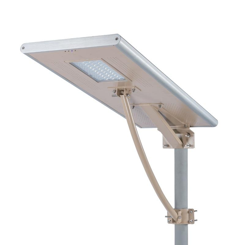 ALLTOP High quality outdoor lighting IP67 waterproof induction 60w integrated all in one solar led street light