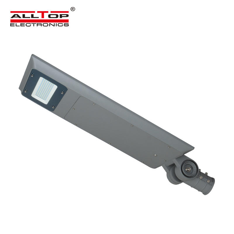 ALLTOP China Supplier Solar Charger All In One 40w 60w 100w SMD LED Solar Street Light
