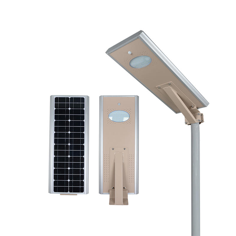 ALLTOP High efficiency all in one solar panel motion sensor 8w 15w 25w integrated led solar street light