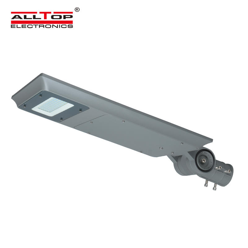 ALLTOP Adjustable angle 40w integrated outdoor led solar street light
