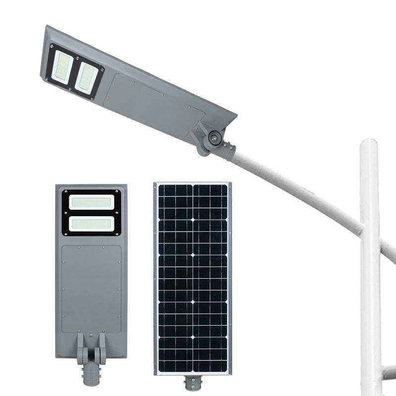 ALLTOP Municipal super brightness ip65 40w 60w 100w all in one led solar street light