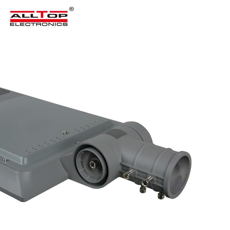 ALLTOP High brightness outdoor lighting IP65 waterproof aluminum 40w 60w 100w all in one solar street light