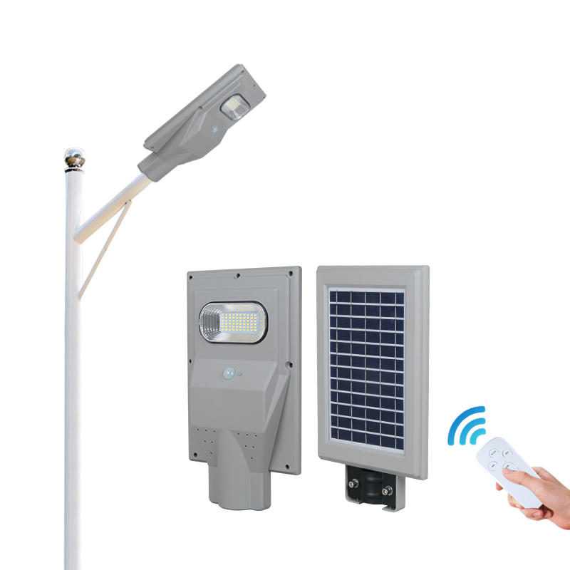 ALLTOP High power 30w 60w 90w 120w 150w ip66 waterproof outdoor all in one solar led street light