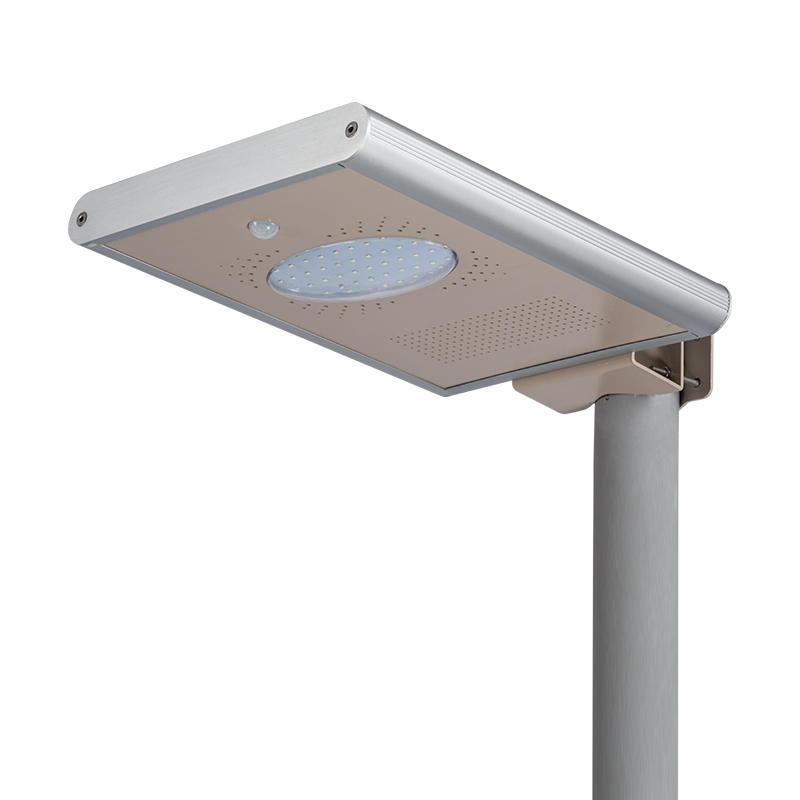 New product all in one waterproof solar led street light 8 watt