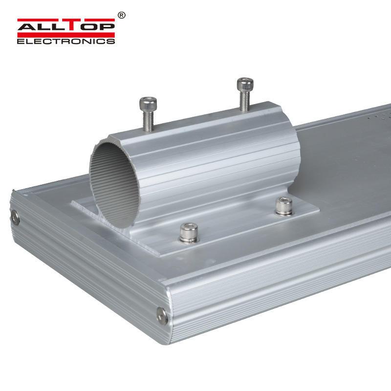 ALLTOP High brightness sample aluminium housing ip65 60w 120w 180w all in one solar led street light