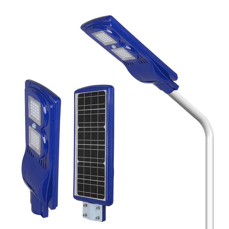 25W IP65 outdoor motion sensor all in one led solar home light