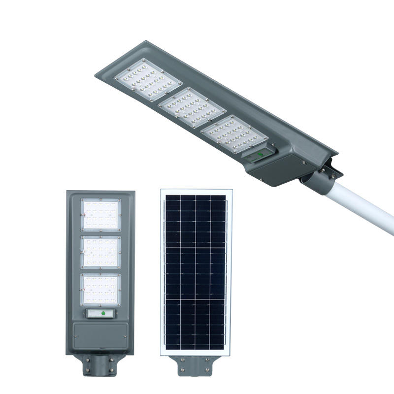 ALLTOP Energy Saving Bridgelux smd Ip65 outdoor Aluminium alloy 20 40 60 Watt All In One Solar Led Street Light