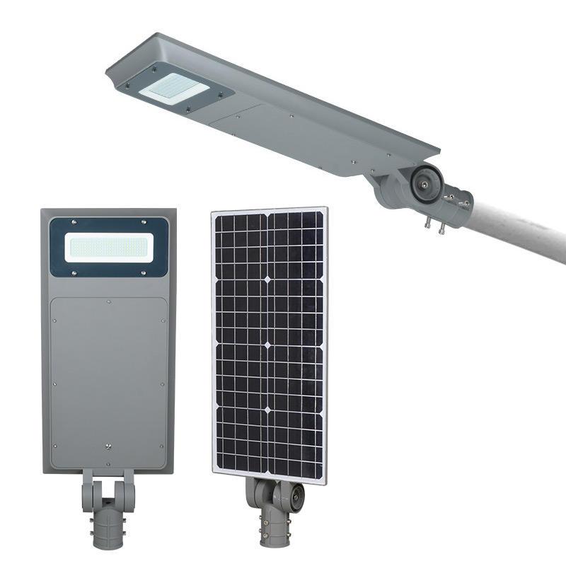 ALLTOP Motion sensor outdoor waterproof IP65 20W 30W 40W 50W Integrated all in one solar led street light