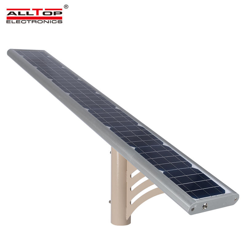 Outdoor IP67 waterproof bridgelux cob 12v solar 45w 110w led street light