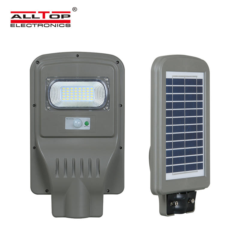 High quality 30w 60w 90w outdoor IP65 waterproof bridgelux smd solar led street light price