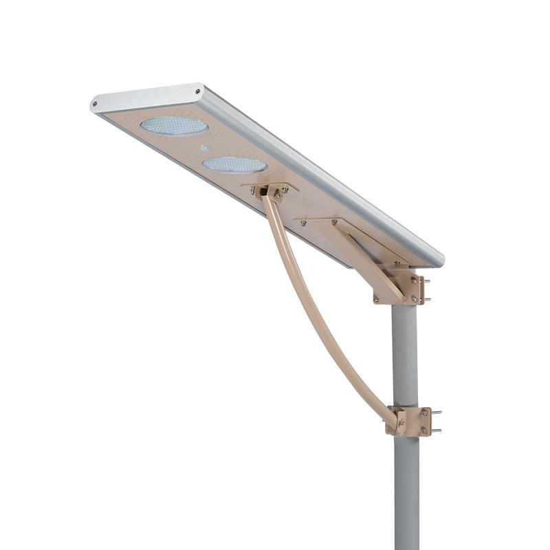 High performance IP67 waterproof aluminium bridgelux 30watt all in one solar led street light