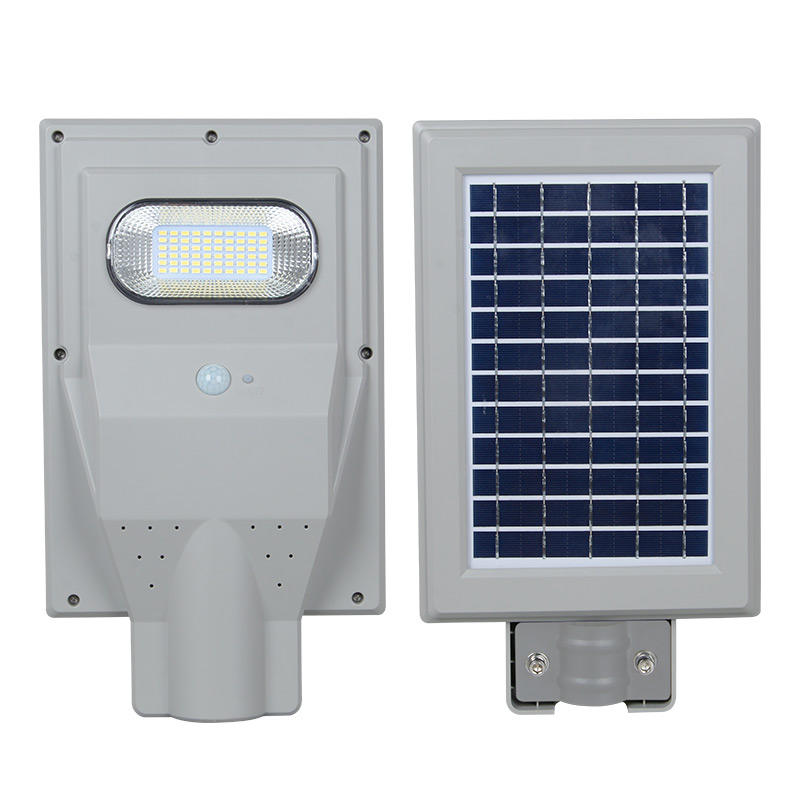 30w 60w 90w waterproof ip65 integrated all in one led solar street light price