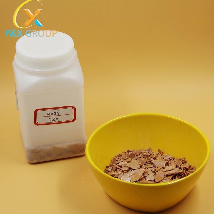 Good quality potassium sulfide sodium sulfide 98% sodium sulphide hydrate
