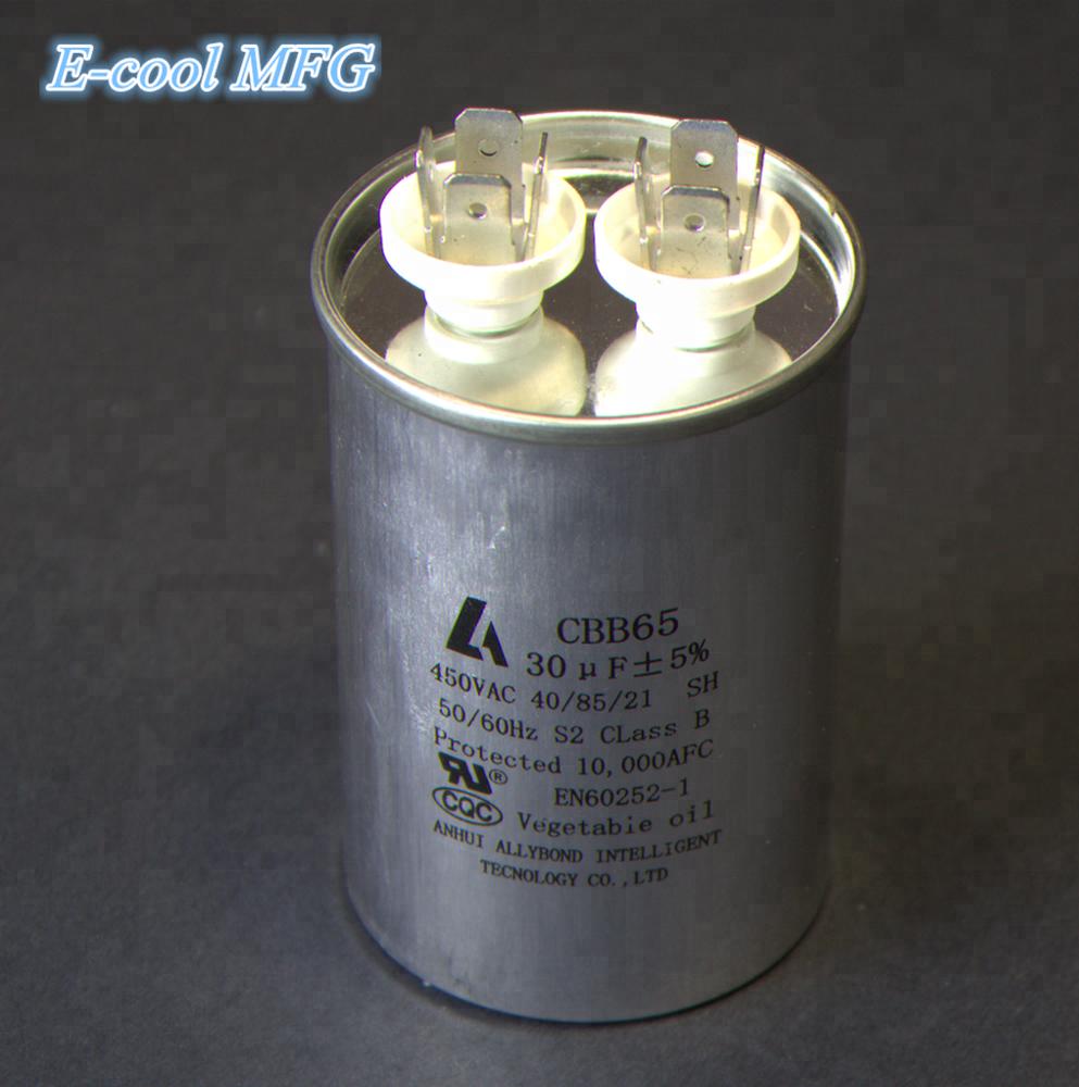450V 370V 440V CBB65 running capacitor for air conditioning