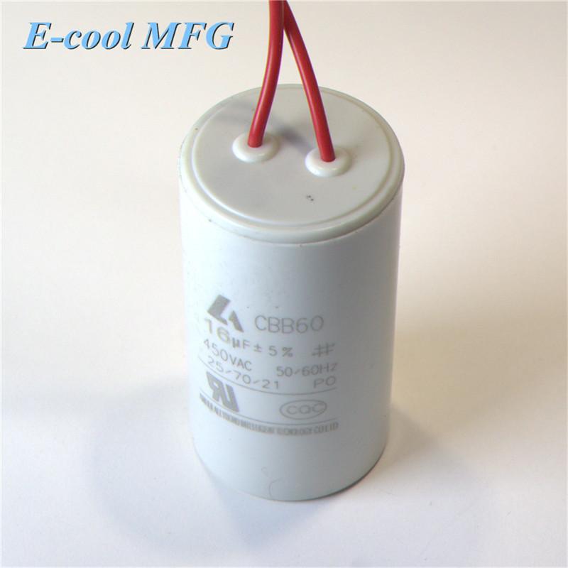cbb60 500vac 30mf motor run capacitor