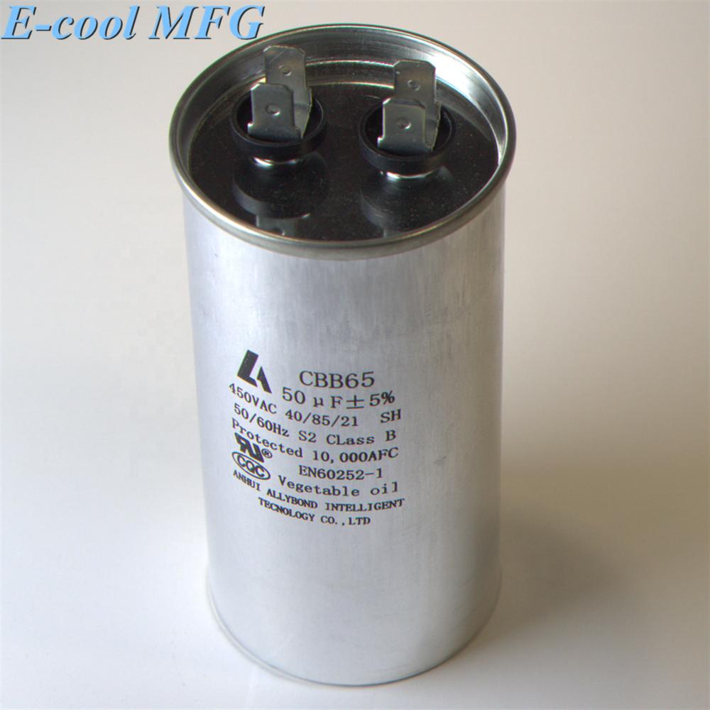 45uf 450v aluminum capacitor and sh cbb65 air-conditioner capacitor in good price