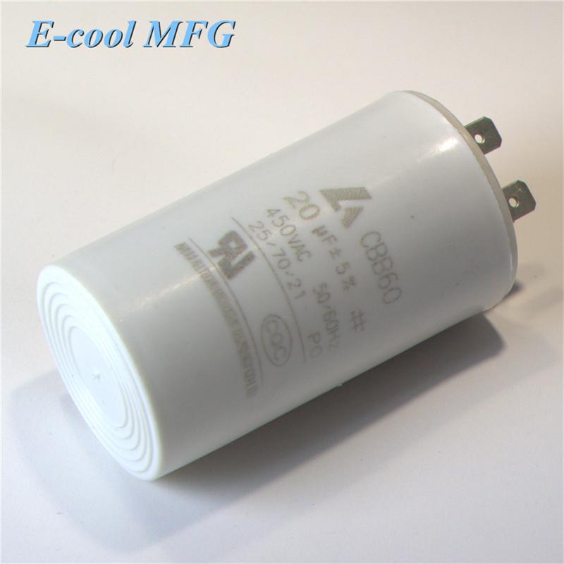 Fan Capacitor CBB60