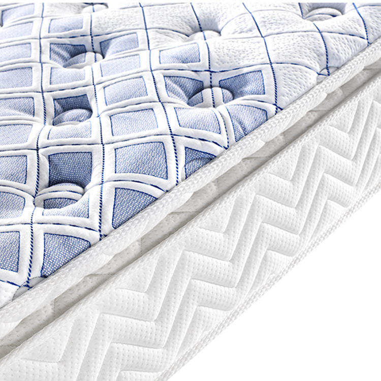 High Quality Royal Comform 3 Zone Latex Pocket Spring Mattress