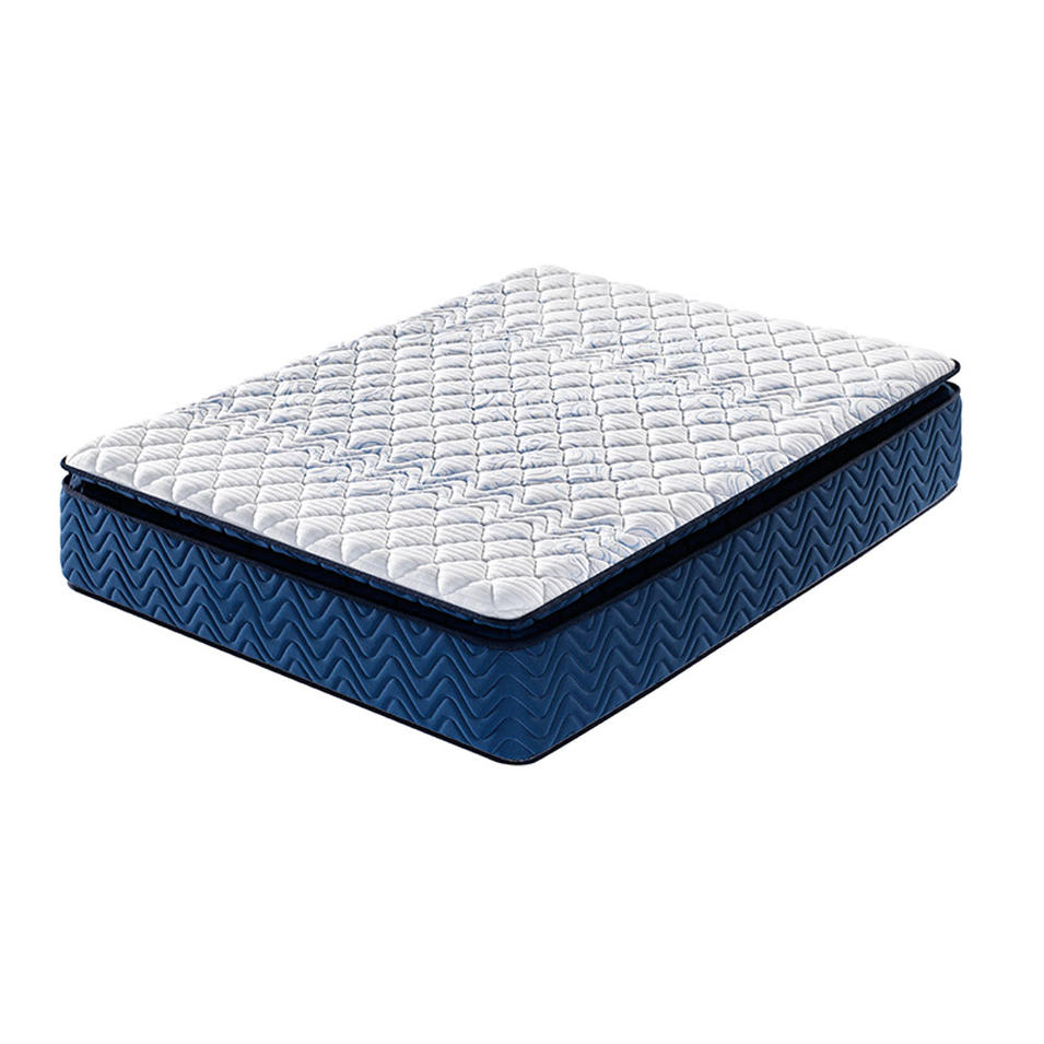 Height customized king size mattress pocket spring mattress