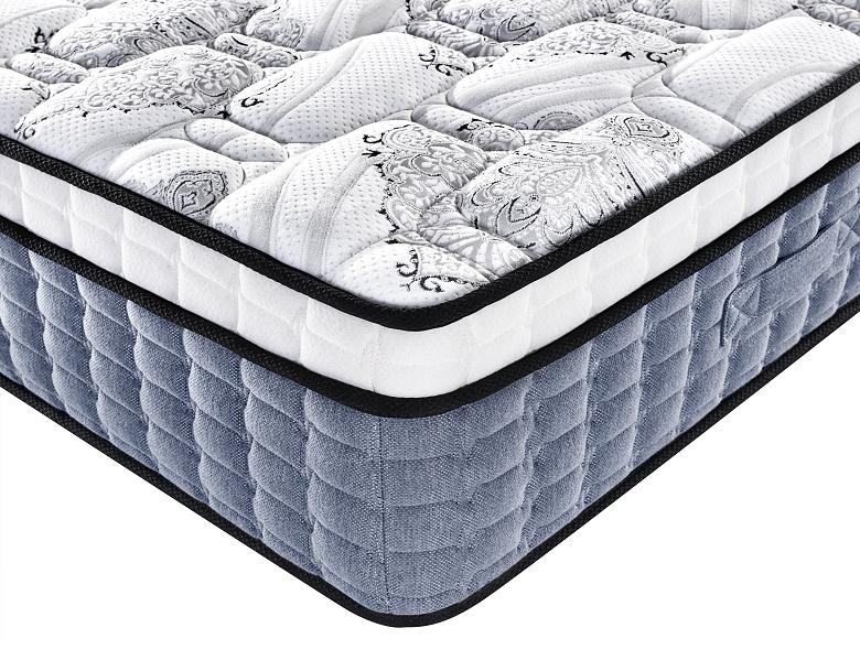 New Design 5 Star Hotel 13 Inch High Grade Latex bedroom Pocket Spring Mattress