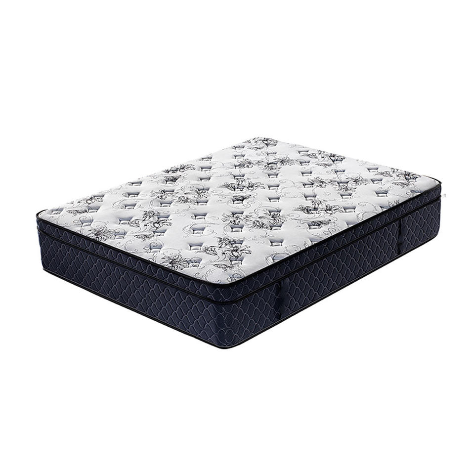 Quality assurance home twin mattress euro latex spring mattress