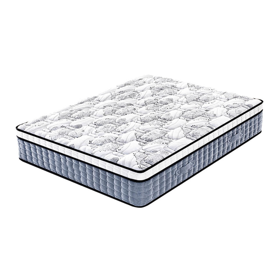 Height customized hotel spring mattress foam spring mattress