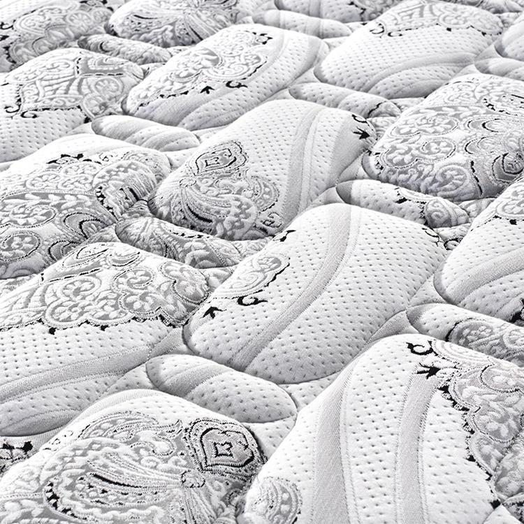 Height customized hotel spring mattress foam spring mattress
