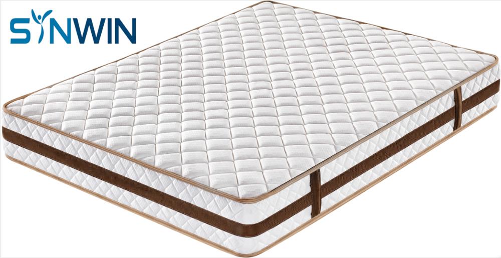 Two Side Used Standard WaterproofFor Bund Bed Pocket Spring Mattress
