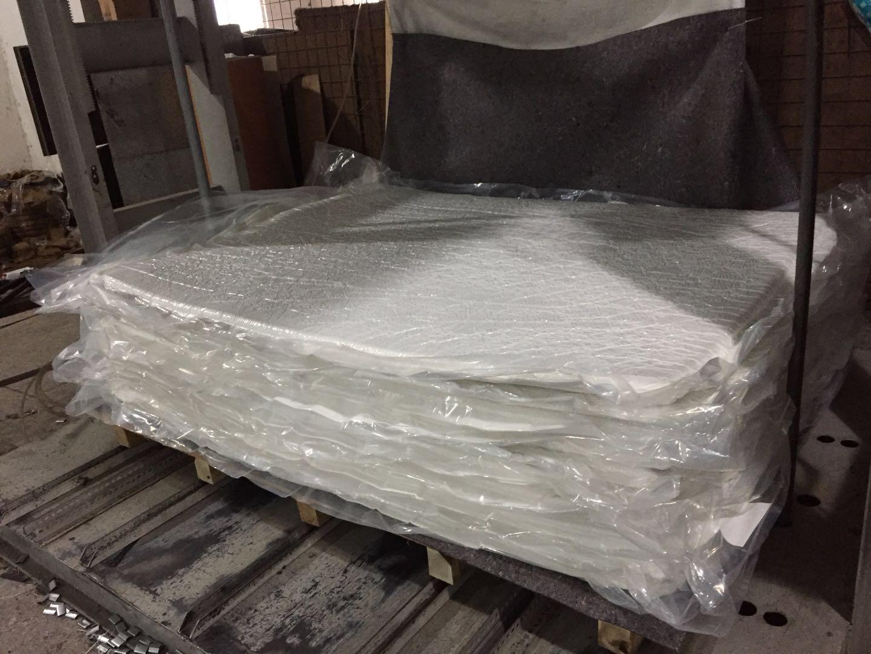 Deluxe Jacquard Fabric Memory Foam Pocket Spring Mattress