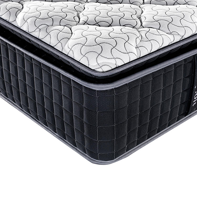 Five Star Elegent Queen Size Three Zone Memoru Foam Mattress